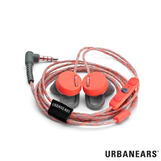 Urbanears瑞典設計Active Reimers 運動款入耳式耳機( Android版) - 奔騰紅