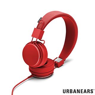 Urbanears 瑞典設計 Plattan 2 系列耳機 (蕃茄紅)