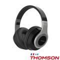 THOMSON 高解析音質頭戴式線控耳機 TM-TAE02TM (銀色)