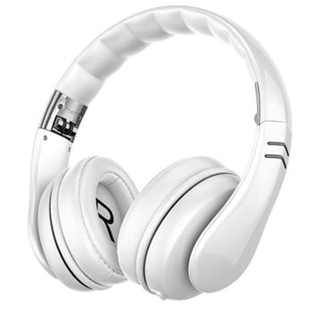 比利時On earz SWAGG 白色旗艦款頭戴式耳機