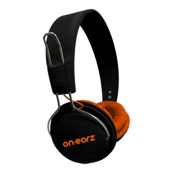 比利時On earz Loung橘武士麥克風耳機