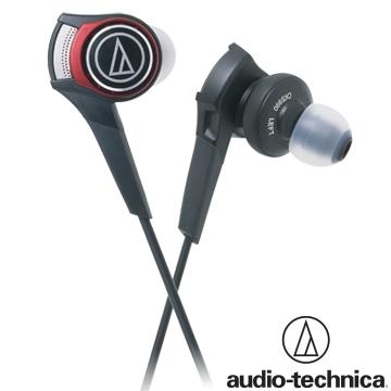 ★最先進的重低音★鐵三角 ATH-CKS990 SOLID BASS加強重低音耳塞式耳機