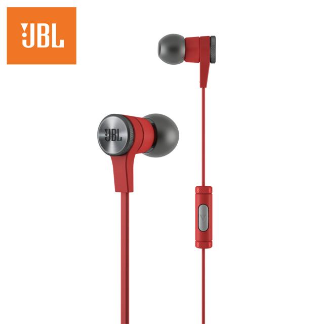 ★下殺92折 原價1800JBL E10 時尚耳道式耳機 (紅色)