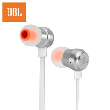 ★下殺71折 原價1380JBL - T280A 高性能耳道式耳機(銀色)