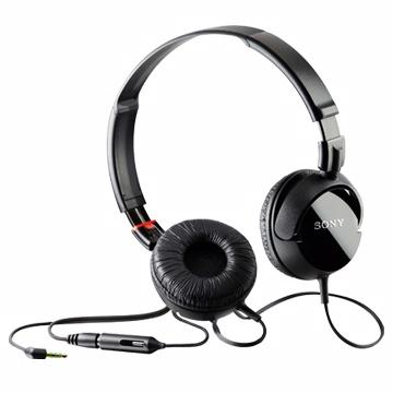 SONY 音樂愛好者套件 MK200 耳罩式耳機