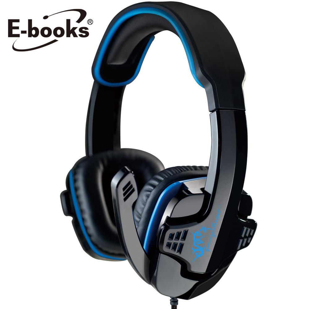 ◤聲歷其境◢E-books S25 電競頭戴耳機麥克風