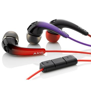 AKG通話耳機AKG IN-EAR iPhone 系列耳機 K328