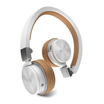 NFC感應無線藍芽耳機AKG ON-EAR 無線藍芽耳機 Y45BT 白色