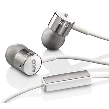 AKG in-Ear Android系列耳機 K376白色