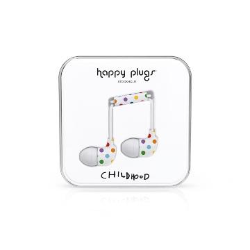 Happy Plugs 音符入耳式耳機 慈善聯名限定款