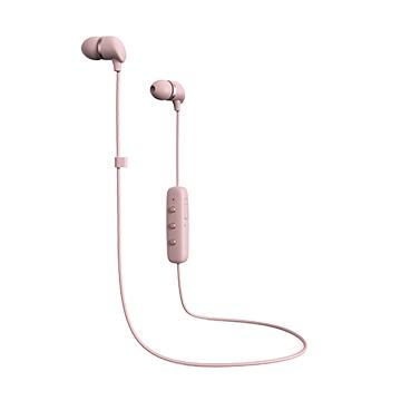 2018 藍芽耳機全新上市HAPPY PLUGS In-Ear Wireless 入耳式藍牙耳機-啞粉紅