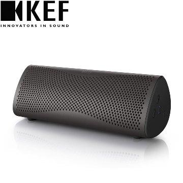 英國 KEF MUO 藍牙無線喇叭- 灰色