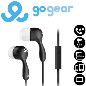【GoGear】耳道式耳麥(GEP2005)