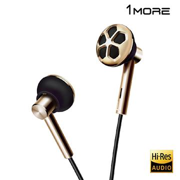 1MORE E1008雙單元耳塞式耳機