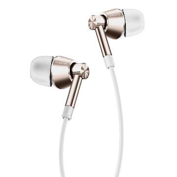 1MORE 1M301 好聲音活塞耳機 (白金)
