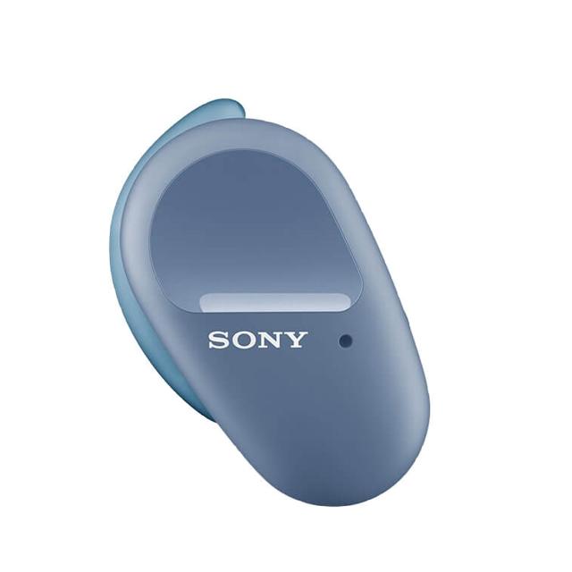 SONY WF-SP800N 運動真無線藍牙耳機 藍