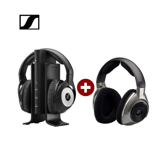 Sennheiser RS 170 無線耳罩式耳機