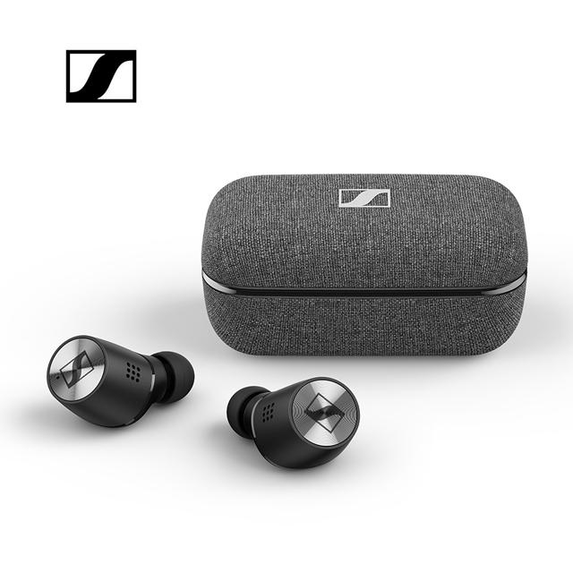 Sennheiser 森海塞爾 真無線藍牙耳機二代 黑色MOMENTUM True Wireless 2