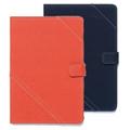 ZENUS iPad mini Retina Cambridge 帆布風格 側掀式保護套