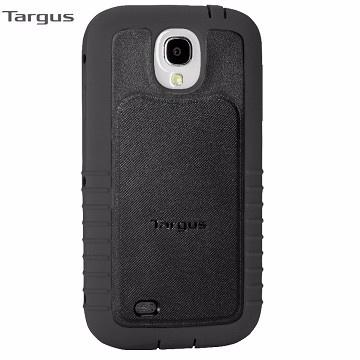 Targus S4 RuggedMax手機殼黑 (TFD006AP)