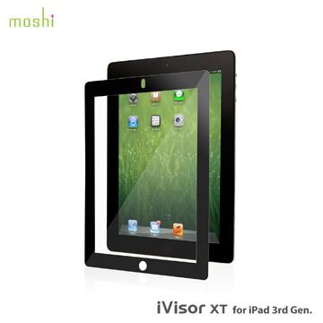 moshi  iVisor XT for iPad 3rd Gen  晶透防刮螢幕保護貼
