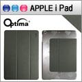 Optima iPad Air New Stylish 丹寧紋保護套 - 淺灰色