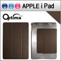 Optima iPad Air New Stylish 丹寧紋保護套 - 咖啡色