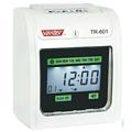 VERTEX TR-601 六欄位大型液晶打卡鐘