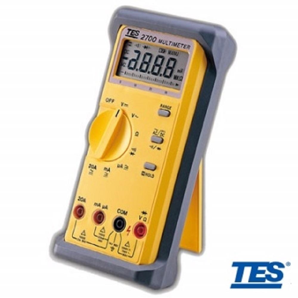 TES泰仕 TES-2700 LCR數位式電錶