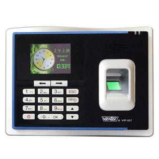 Vertex世尚 VIP-007 智慧型三合一指紋考勤機