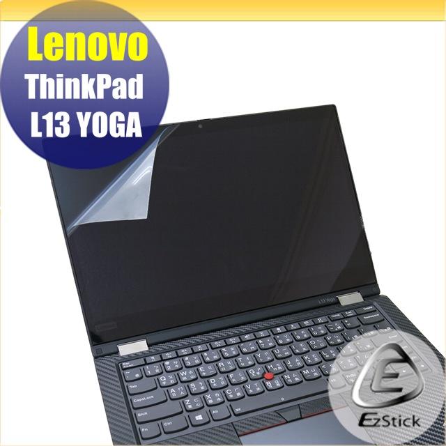 Lenovo ThinkPad L13 YOGA 適用 靜電式筆電LCD液晶螢幕貼 13.3吋寬 螢幕貼