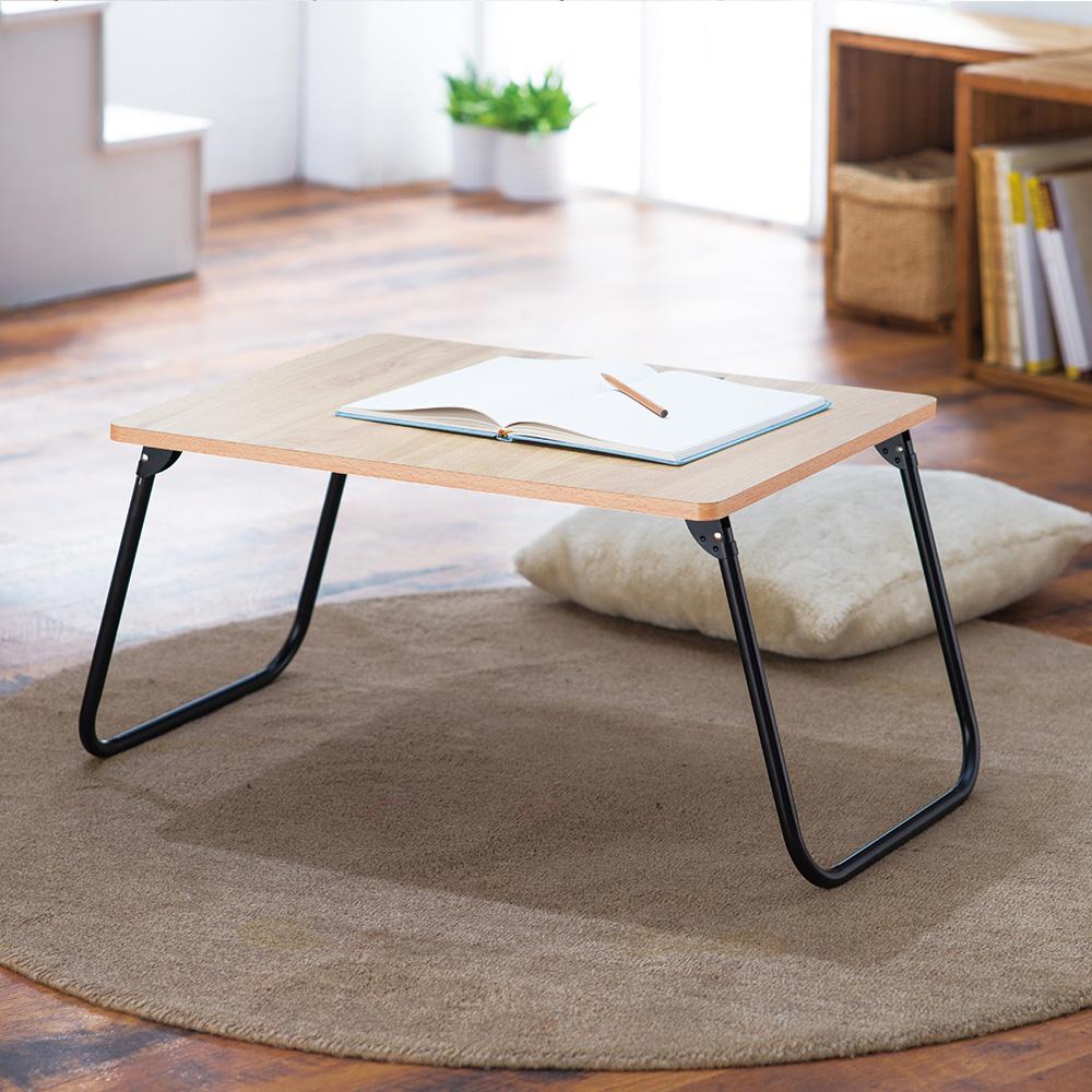 樂活家書桌/和室桌/輕巧折疊桌60x45x30cm