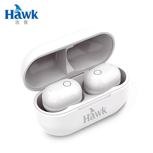 【Hawk 浩客】W768 真無線耳機(白)
