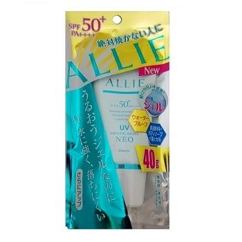 Kanebo 佳麗寶 ALLIE EX UV高效防曬凝乳(礦物柔膚型)40g乙瓶