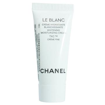 CHANEL 香奈兒 珍珠光感TXC美白保濕乳霜(輕盈版) 5ml