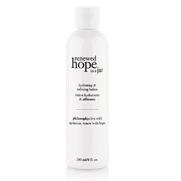 《philosophy 肌膚哲理》一瓶希望保濕化妝水240ml