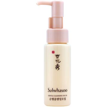 《Sulwhasoo 雪花秀》順行潔顏油EX50ml