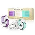 BVLGARI 寶格麗 水晶系列隨身香氛禮盒(15mlX3)[晶澈+紫水晶+晶欣]-香水公司貨