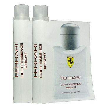 Ferrari Life Essence Bright 光元素淡香水 1.2ml x 2