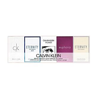Calvin Klein CK 女性小香5入禮盒組