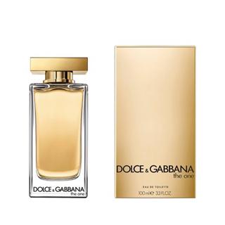 Dolce & Gabbana D&G The One 唯我女性淡香水100ml(贈隨機針管*1)
