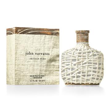 John Varvatos 工匠純淨男性淡香水(125ml)-加贈隨機小香-公司貨
