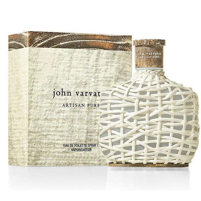John Varvatos Artisan Pure 工匠純淨男性淡香水 125ml