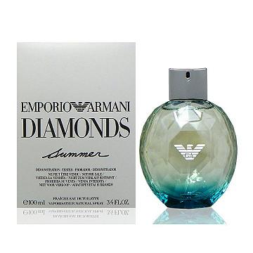 Giorgio Armani Diamonds Summer 海水藍寶石淡香水 100nl Tester 包裝