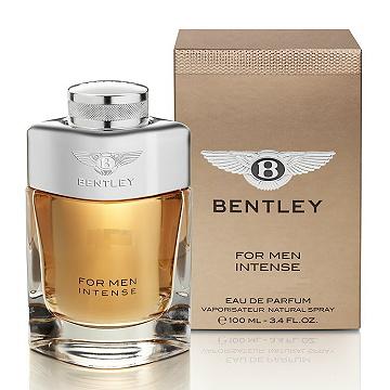 Bentley For Men Intense Eau de Parfum Spray 賓利極致淡香精 100ml