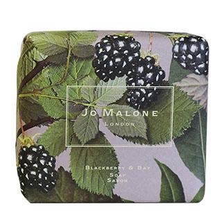 《Jo Malone》  黑莓&月桂葉 沐浴香皂(100g) (限量壁畫包裝版)