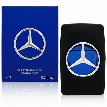 Mercedes Benz STAR男性淡香水7ml