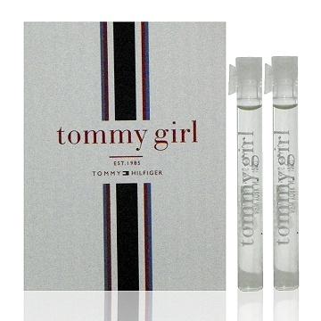 Tommy Girl 女性淡香水 1.5ml x 2