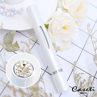 【Caseti】白色 旅行香水瓶 香水攜帶瓶 香水分裝瓶 容量3.1ml