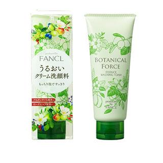 芳珂FANCL Botanical Force草本洗面乳(90g)